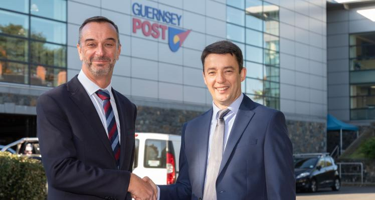 GUERNSEY ELECTRICITY AND GUERNSEY POST ANNOUNCE PLANS FOR A NEW PARTNERSHIP