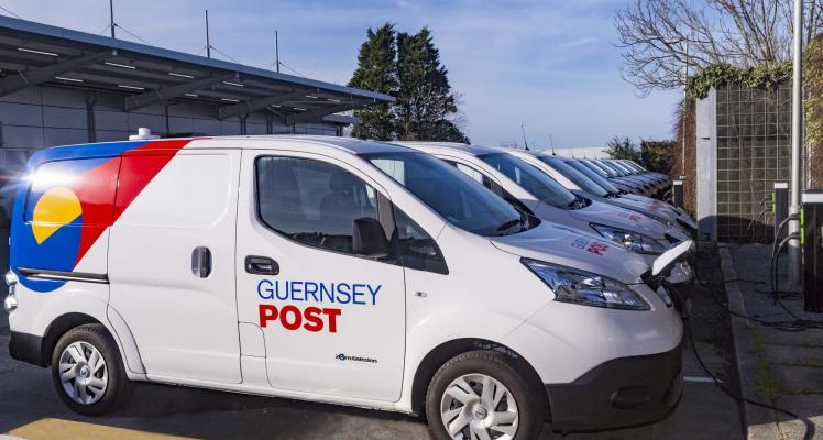 Guernsey Post completes move to 100% electric home deliveries