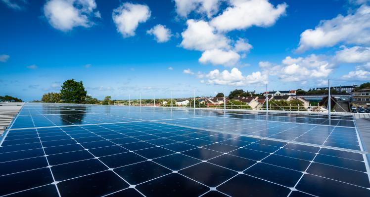 Largest solar array in the Channel Islands will be operational by October