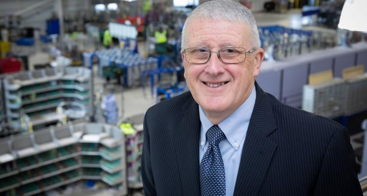 New Chairman of Guernsey Post Board