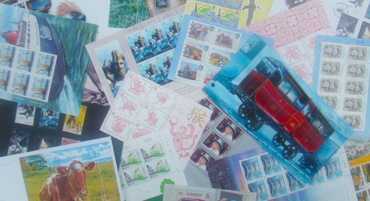 Philatelic picture