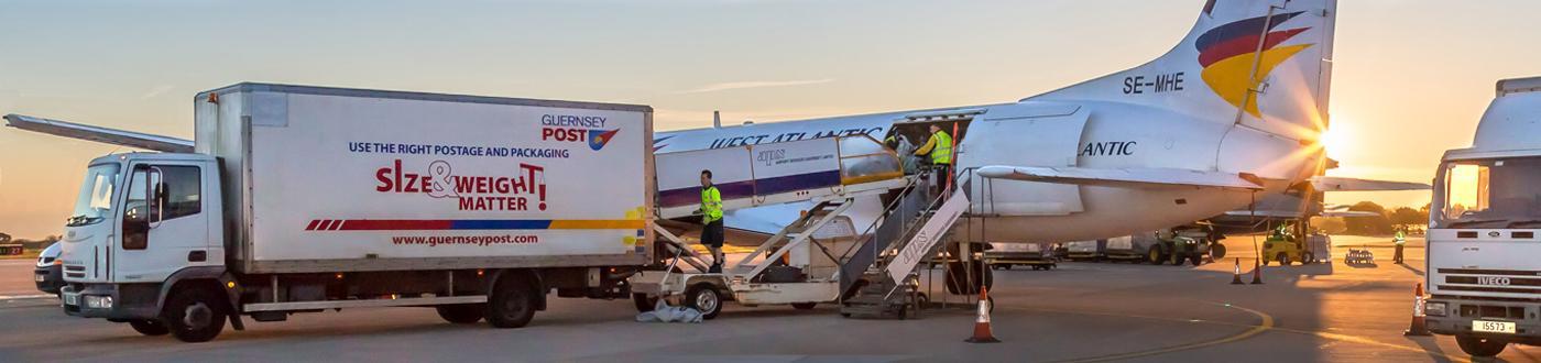 Bulk Mail airport image