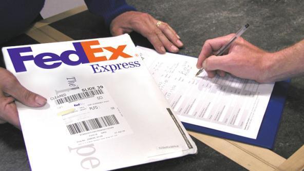 FedEx Business Panel