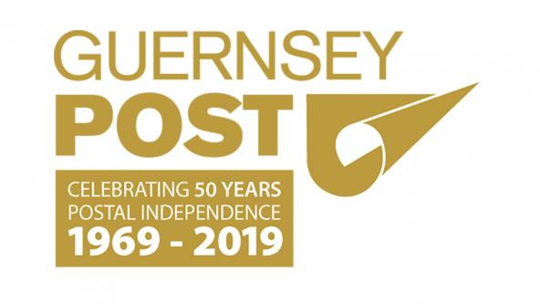 Celebrating 50 years of postal independence and Guernsey stamps