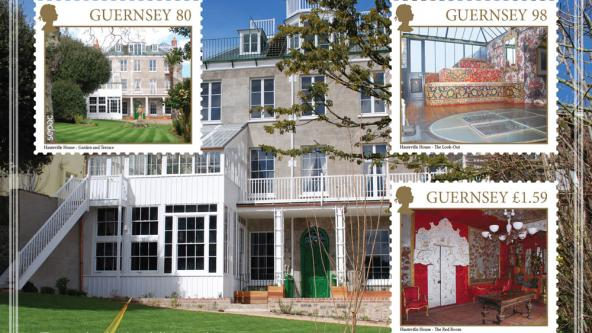 SEPAC: Old Residential Houses - Hauteville House