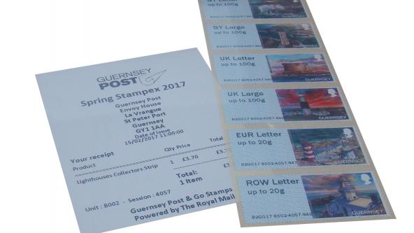 Post & Go: Bailiwick Lighthouses