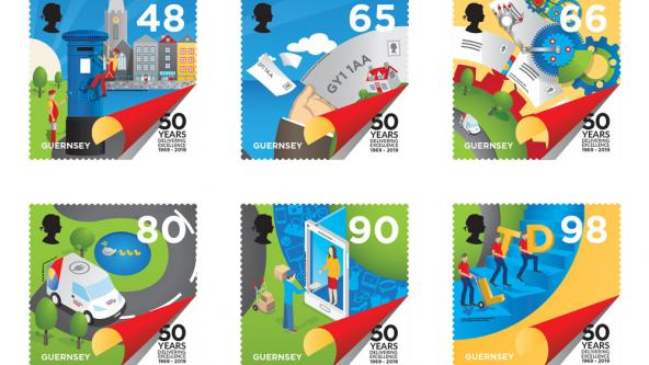 50th Anniversary of Postal Independence