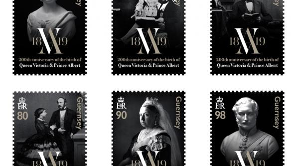 200th Anniversary of Queen Victoria and Prince Albert