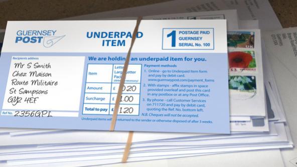 Underpaid Item Panel
