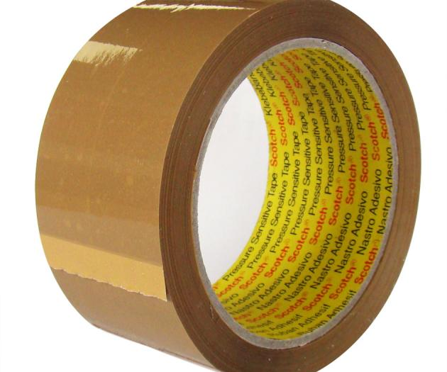 brown parcel tape