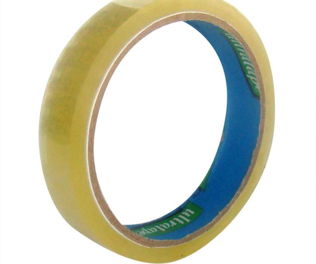 Clear Transparent Tape Twin Pack 18mm x 40m