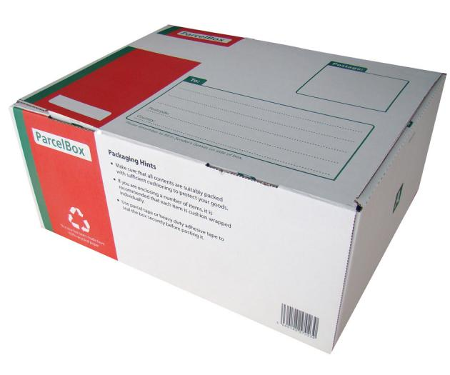 Small Parcel Postal Mailing Box  (up to 2kg)