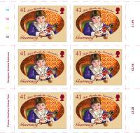 The Nutcracker Mouse King 41p Sheet Of 10