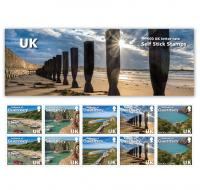 UK Stamp Book of 100 stamps