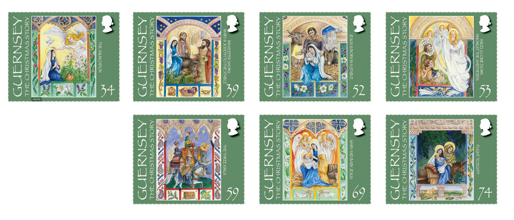 Guernsey Xmas set of stamps2012.jpg